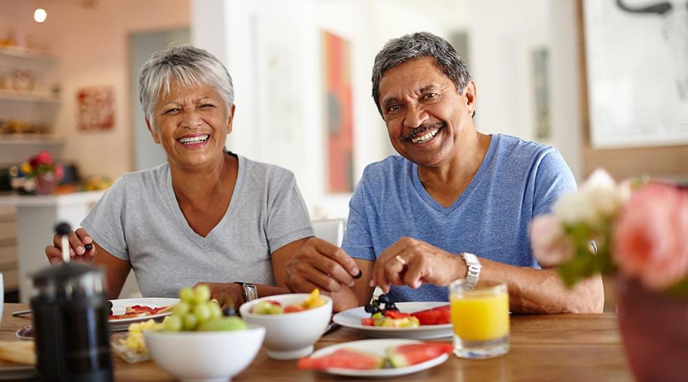 help aging elders with their nutrition