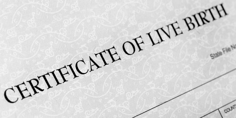 Translating birth certificates