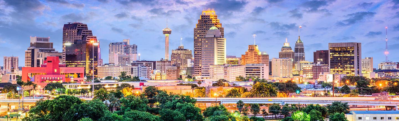 San Antonio TX?